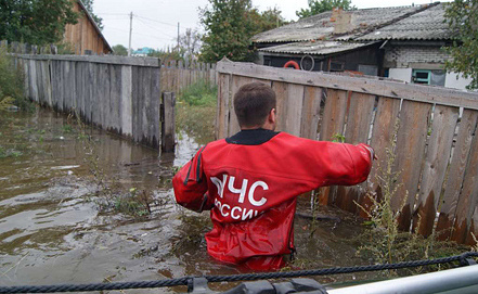 Фото ИТАР-ТАСС/ГУ МЧС России по Хабаровскому краю