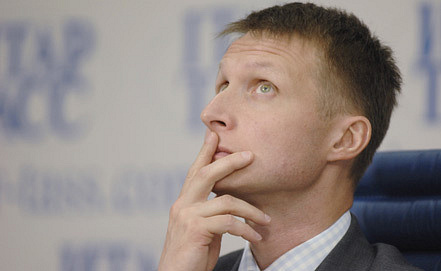Первый зампредседателя правления СОГАЗа Николай Галушин. Фото ИТАР-ТАСС/ Юрий Машков