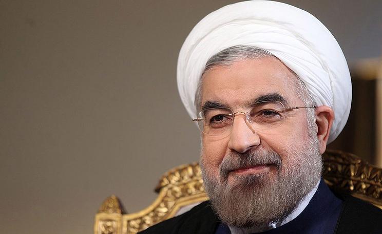Фото ИТАР-ТАСС/EPA/IRANIAN PRESIDENTIAL WEBSITE
