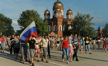 Фото ИТАР-ТАСС/ Дмитрий Рогулин