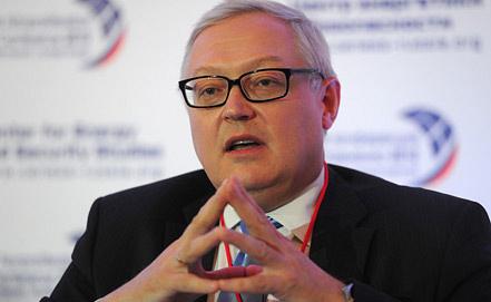 Сергей Рябков. Фото ИТАР-ТАСС/ Сергей Карпов