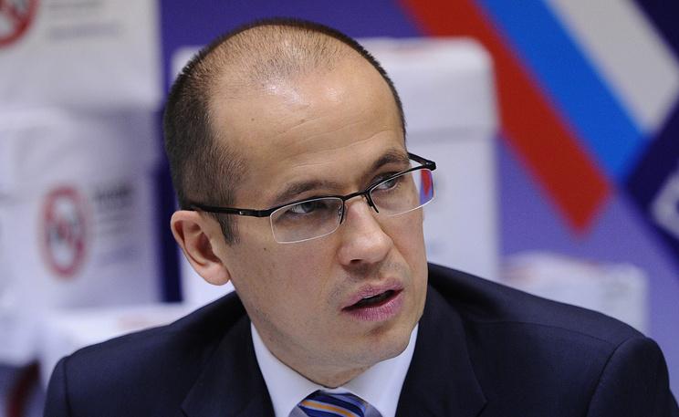 Александр Бречалов. Фото ИТАР-ТАСС/ Станислав Красильников