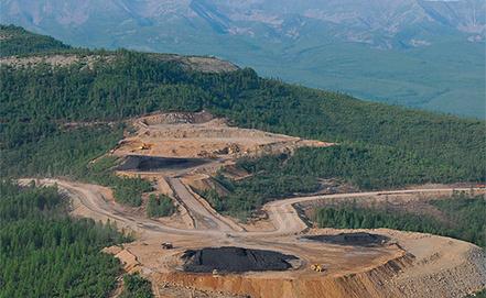 Эльгинское каменноугольное месторождение. Фото mechel.ru