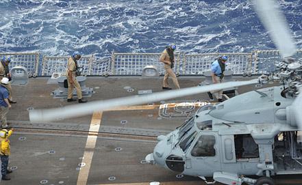 Фото из архива EPA/MC3 Ryan Mayes/US Navy