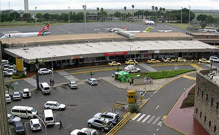 Международный аэропорт в Найроби. Фото flickr.com/Visiting Kenya