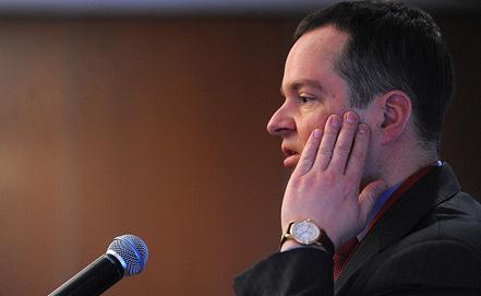 Замминистра финансов РФ Алексей Моисеев. Фото ИТАР-ТАСС/ Сергей Карпов