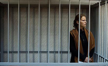 Масиель Анна Паула Альминхана. Фото EPA/DMITRI SHAROMOV / GREENPEACE