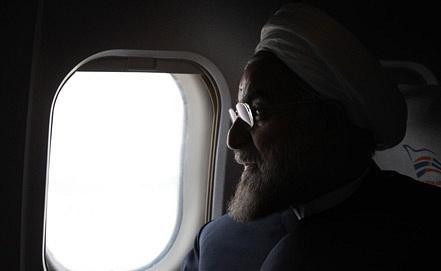 Президент Ирана Хасан Роухани. Фото AP /Vahid Salemi