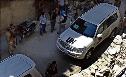 Фото ИТАР-ТАСС/ EPA/ MOHAMMED AL-ABDULLAH