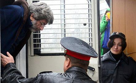 Андрей Аллахвердов (слева). Фото ИТАР-ТАСС/ Лев Федосеев