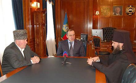 Фото пресс-службы главы КЧР
