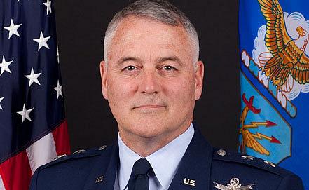 Генерал Майкл Кэри. Фото af.mil