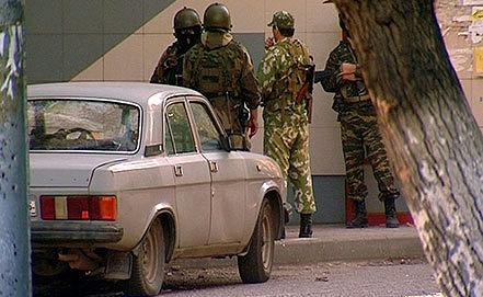 Спецоперация по уничтожению боевиков. Фото из архива ИТАР-ТАСС/ NewsTeam