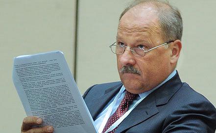 Владимир Дмитриев. Фото ИТАР-ТАСС/ Валерий Шарифулин