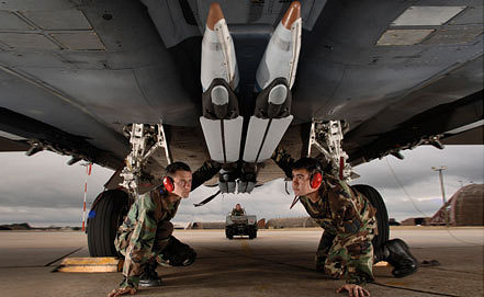 Фото AP/U.S. Air Force, Lance Cheung