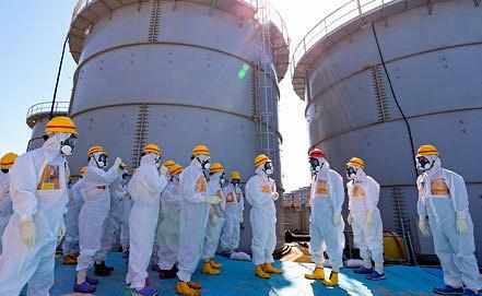 АЭС Фукусима. Фото АР