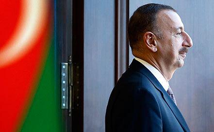 Ильхам Алиев. Фото AP Photo/Sergei Grits