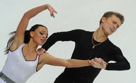 Екатерина Рязанова/Илья Ткаченко. Фото ИТАР-ТАСС/Станислав Красильников