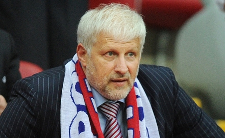 Сергей Фурсенко. Фото ИТАР-ТАСС/Валерий Шарифулин