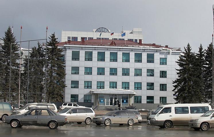 Здание мэрии Южно-Сахалинска