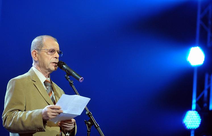 Писатель-сатирик Аркадий Арканов