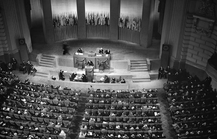 Конференция в Сан-Франциско, 26 июня 1945 года