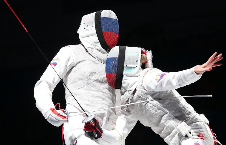 Российские спортсменки Аида Шанаева и Инна Дериглазова
