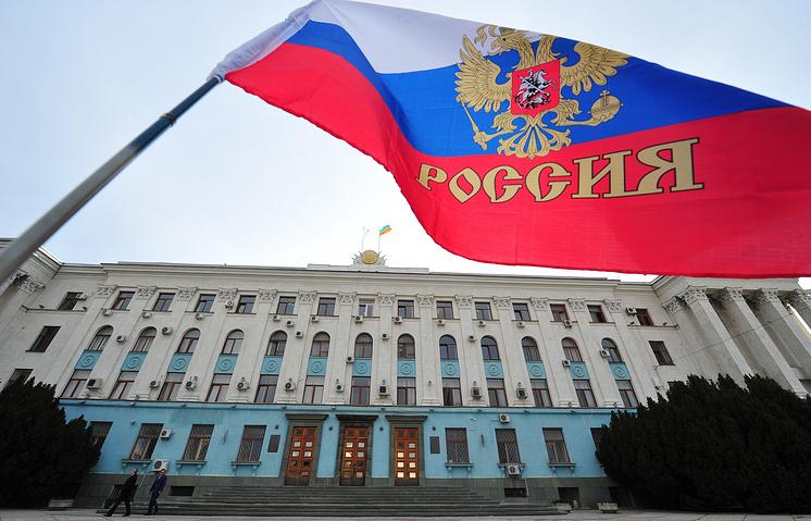 Здание Совета министров Крыма