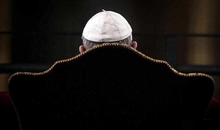 Папа Франциск отслужил рождественскую мессу в соборе Святого Петра