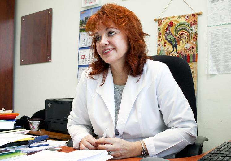 Директор Центра Нина Зайцева