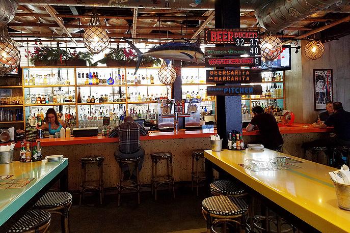 Нью-йоркский ресторан Lucy's Cantina Royale