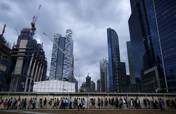 Сингапур лидирует по скорости интернета