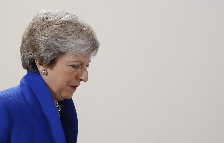 UK Prime Minister Theresa May