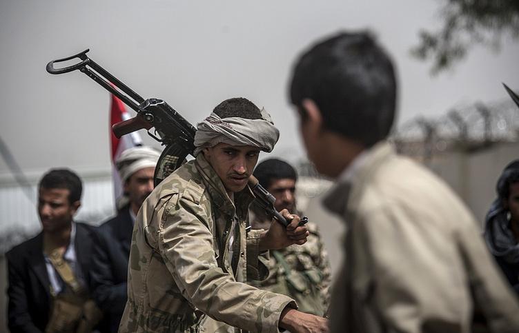 Yemen, May 2016