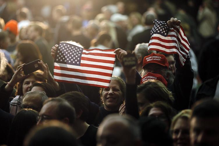 День выборов президента США