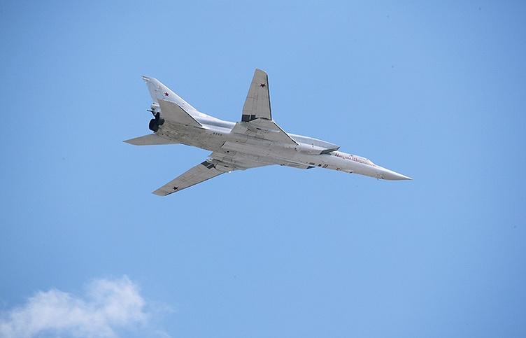 Бомбардировщик Ту-22М3