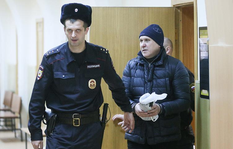 Исполнительный директор госкорпорации Роскосмос по контролю за качеством и надежностью Владимир Евдокимов, 1 декабря 2016 года