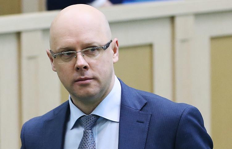 Член комитета Совета Федерации по экономической политике Антон Беляков